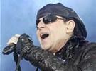 Koncert německé skupiny Scorpions na předvolebním mítinku ČSSD v Ostravě. (22. dubna 2010)