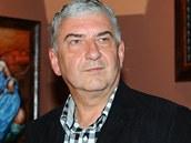 Miroslav Donutil na v�stav� Jana Saudka