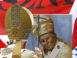 Blahořečení papeže Jana Pavla II. se zúčastnily statisíce věřících.