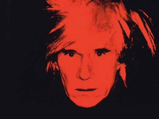 Andy Warhol: Autoportrét