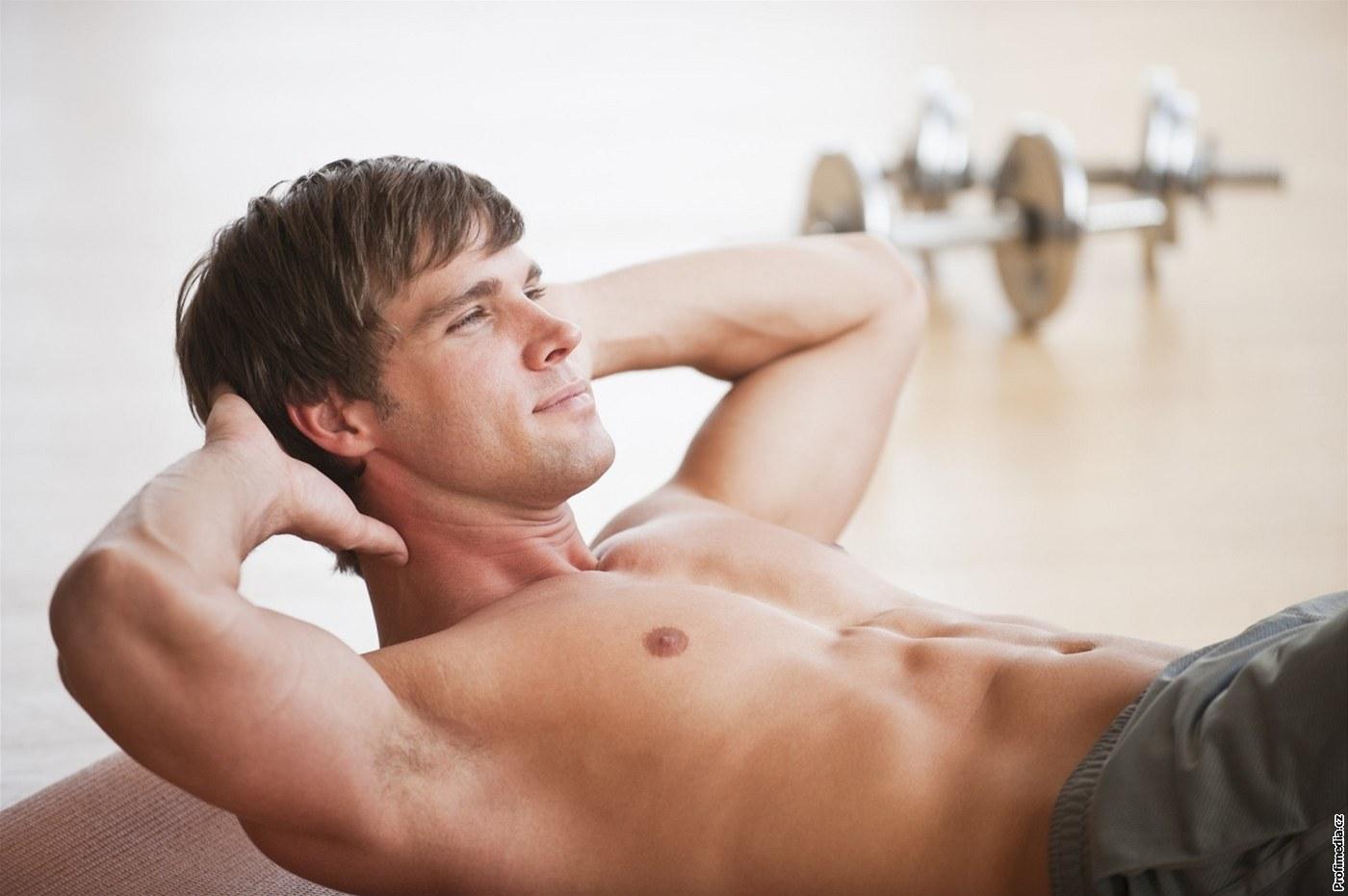 Ke cvičení je potřeba nejen nasazení, ale i správný plán.