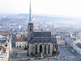 Chrám sv. Bartoloměje v Plzni