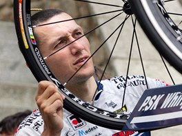 Cyklista René Andrle