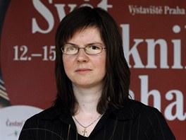 Držitelka Ceny Jiřího Ortena 2011 Františka Jirousová
