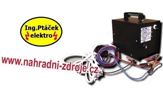 Ing. Ptáček - elektro II