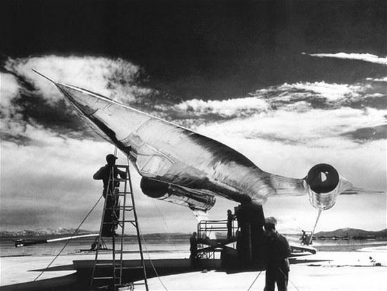Prototyp letounu A-12