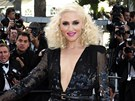 Gwen Stefani v Cannes