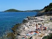 Divoké pláže ostrovů
