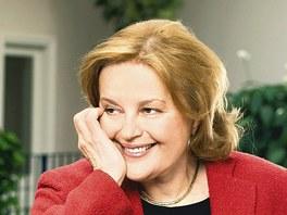 """Magda Vášáryová (herečka) """"Volila bych pana Schwarzenberga. Nejen proto, že je"""