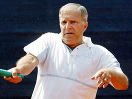 Bývalý tenista Jan Kodeš