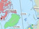 Arktick� n�mo�n� trasy