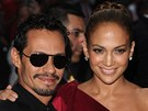 Marc Anthony a Jennifer Lopezová