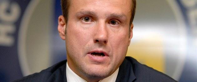 Martin Straka, generální mana�er HC Plze�