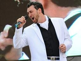 Domenico Martucci na Festivalu �esko-italsk�ho p��telstv�