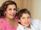 Mildred Baena a neman�elsk� syn Arnolda Schwarzeneggera Joseph