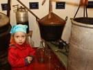 Muzeum lidových pálenic ve Vlčnově.
