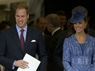 Vvoda a vvodkyn z Cambridge, princ William a Catherine