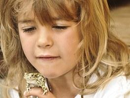 Jakub Svoboda si oblíbil slovenské žáby