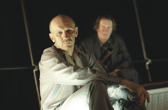 Divadlo Komedie, Praha: Podzemn� blues; Martin Finger a Boleslav Pol�vka