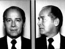 James Whitey Bulger na snímcích z roku 1984, které měla k dispozici FBI a které publikovala, aby gangstera dopadla
