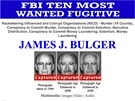 James Whitey Bulger na webu FBI