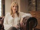 Spisovatelka J. K. Rowlingov� mluv� o projektu Pottermore.com.