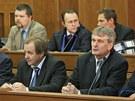 Na konci června 2011 začal dlouho očekávaný soud s deseti obviněnými, většinou lidí ze stavebních společností. Přelíčení připomíná válku právníků, rozsudek padne nejdříve na podzim.