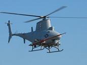 Americký bezpilotní vrtulník MQ-8 Fire Scout