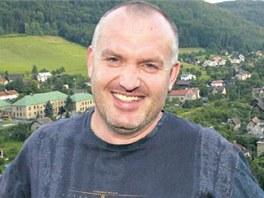 Pavel Mikez - pořadatel a zakladatel festivalu Benátská noc