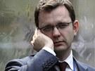 Někdejší mluvčí premiéra Davida Camerona Andy Coulson