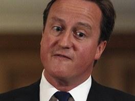 Britský premiér David Cameron žádá vyšetření kauzy s odposlechy (8. července