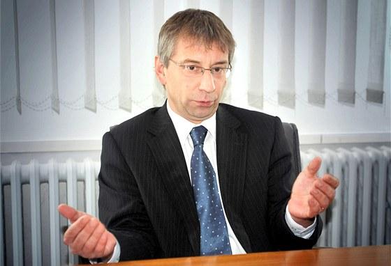 Ministr práce a sociálních věcí Jaromír Drábek (14. července 2011)