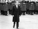 Po pádu komunistického re�imu v roce 1989 byl Václav Havel zvolen prvním...