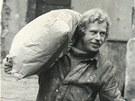 V 70. letech Havel pracoval jako d�lník v trutnovském pivovaru. Strávil zde 14...