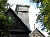 Rozhledná Lázek u Lanškrouna