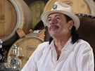 Carlos Santana v reklamě na tequilu Casa Noble