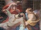 Obraz sv. Václava z Arcibiskupského zámku v Kroměříži
