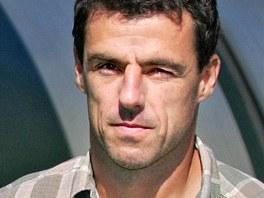 Fotbalový trenér Luděk Klusáček