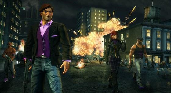 Saints Row byla jednou z úspěšných sérií a konkurent Grand Theft Auto sázející na absurdnost.
