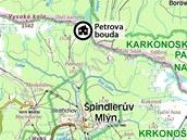 Petrova bouda v Krkonoších