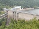 Orlická přehrada patří mezi největší přehrady na Vltavě. Vejde se do ní až 720