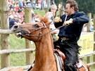 Mistrovství České republiky v rodeu 2011 v Šiklově mlýně