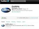 Poslední zpráva o zkušebním letounu HTV-2 na účtu agentury Darpa.