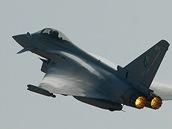 Eurofighter Typhoon britsk�ho Kr�lovsk�ho letectva