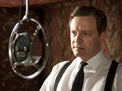 Oscarov� Colin Firth v oscarov�m filmu Kr�lova �e�