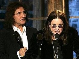 Black Sabbath - Black Sabbath - uvedení do americké Rock'n'rollové síně slávy,