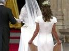 Ženy touží po malém zadečku jako má Pippa Middletonová