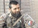 Jiří Schams v Afghánské misi.