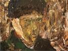 Jeden z nejslavnějších autoportrétů: van Gogh s uříznutým uchem.