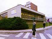 Blanenský hotel Dukla v centru chátrá. Největší slávu   prožíval v 80. letech.